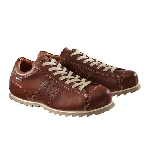 Snipe® Ripple-sneakers van leer Stijliconen: de weerbestendige leren sneakers van industrieel ontwerper Manolo Bañó. Van cultmerk Snipe®.