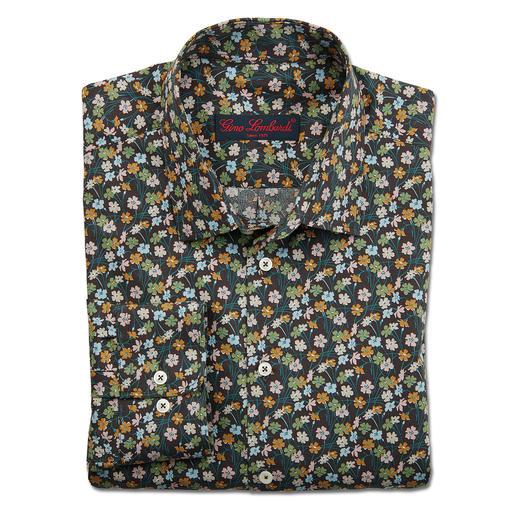 Liberty™ Tana-Lawn-overhemd Gebloemd gentleman-overhemd: bij alle andere merken een trend, bij Liberty™ al meer dan 140 jaar een traditie.