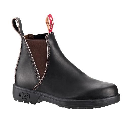 Rossi Dames Farmer Boots Talloze malen gekopieerd. Kwalitatief ongeëvenaard. In ons land moeilijk te vinden. The Farmer Boots, Rossi.
