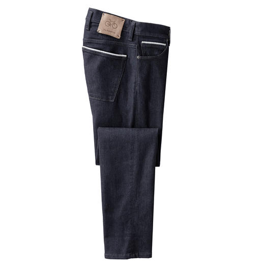 Alberto stretchjeans voor heren Ze bestaan echt: skinny jeans – zo comfortabel als een joggingbroek. Van de Duitse broekenspecialist Alberto.