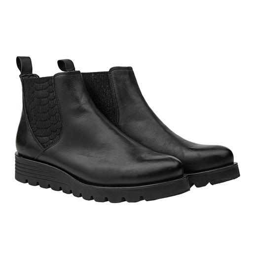 Apple of Eden Chelsea-boots Modieus weer helemaal van nu. Luxueus vervaardigd en zeer gunstig geprijsd.