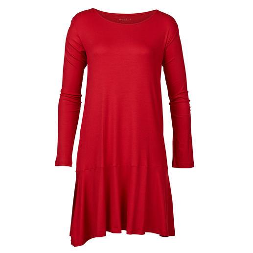 Novila Night & Day Dress Chic genoeg voor aan de ontbijttafel: nachthemd in elegante eenvoudige stijl. Van Novila.