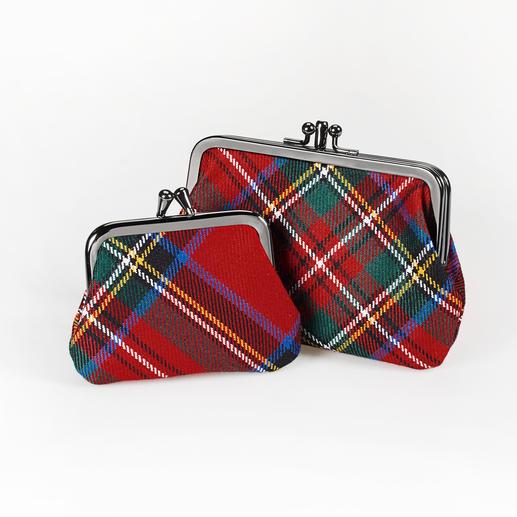 Lochcarron beugelportemonnee Bijzondere portemonnee van Lochcarron of Scotland – voor een verrassend aantrekkelijke prijs.