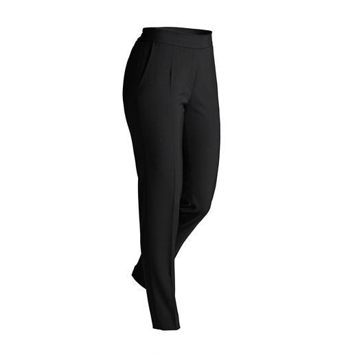 RAPHAELA-BY-BRAX onderhoudsarme broek Ideaal voor kantoor. Elegant 's avonds. En altijd in optima forma.
