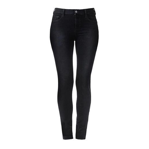 Liu Jo 3D shaping-jeans Vrijwel geen enkele jeans benadrukt uw billen mooier dan deze 'Bottom up' van Liu Jo Jeans, Italië.