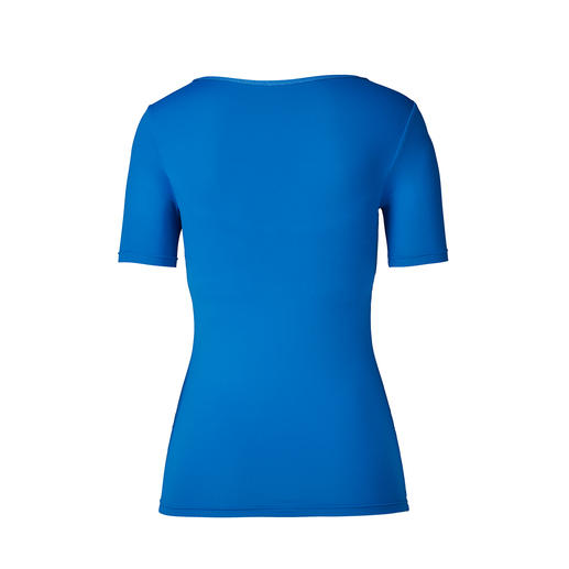 blauw, T-shirt