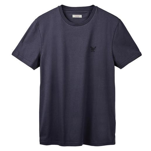 Aigle functioneel shirt van katoen Dry-fast®. UV-CONTROL®. En toch 100% zacht, huidvriendelijk katoen. Van Aigle, Frankrijk.