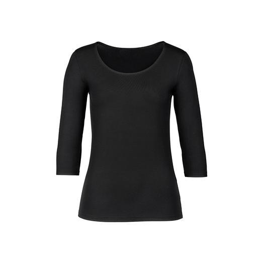 Moya basic vest, shirt, rock, top of broek Hoogwaardig, comfortabel en gemakkelijk in onderhoud. Perfect te combineren. Verbazingwekkend goede prijs.