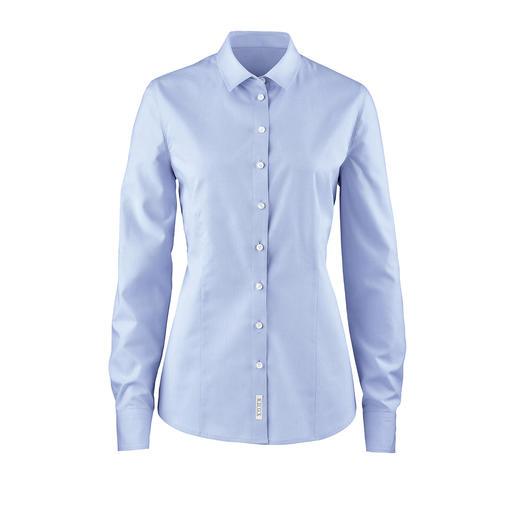 Fashion Classics Oxford-blouse De onvergankelijke Oxford-blouse. Van puur katoen. Luxe afwerking.
