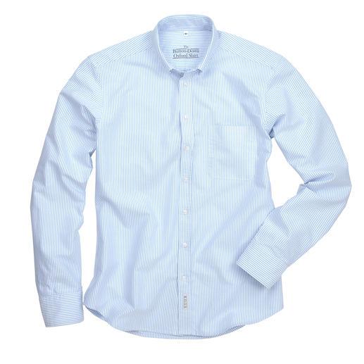 The BDO-shirt Ontdek een goede oude vriend. En vergeet dat een overhemd moet worden gestreken.