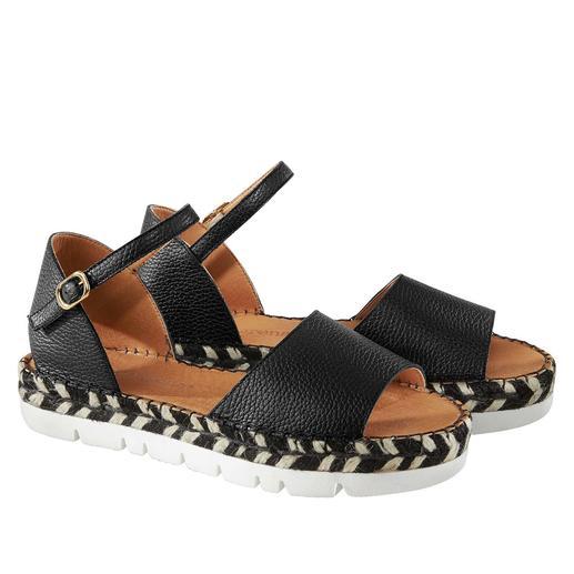 Macarena® espadrille-sandalen Zeer modieuze espadrille-sandalen – gemaakt door de specialist met 40 jaar knowhow. Van Macarena®.