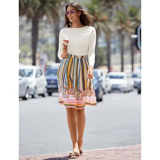 Fashion classics feelgoodrok - De feelgoodrok met alle belangrijke trendy details van de zomer 2019.