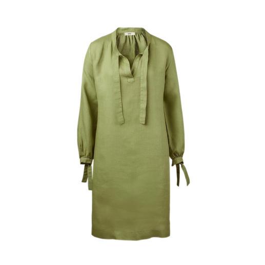 Jurk van zacht linnen Authentieke linnenlook – maar met een verrassend zachte touch en soepele val.