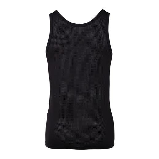 hemd, zwart