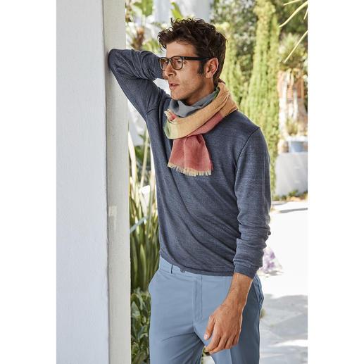 Lochcarron 6-kleurige sjaal