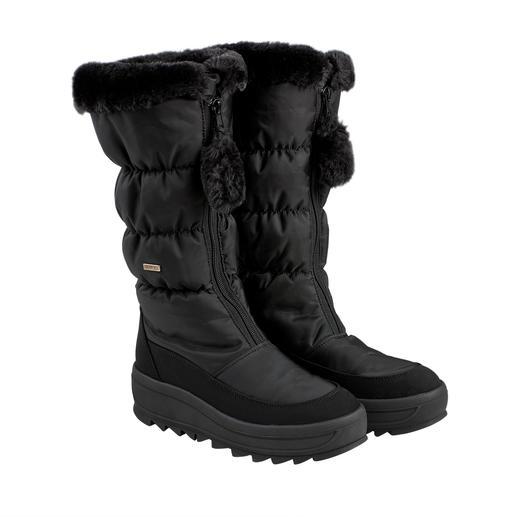 Pajar® gewatteerde laarzen Vandaag après-ski, morgen shoppen: de slanke sneeuwlaars met high-fashionpotentieel. Van Pajar®.