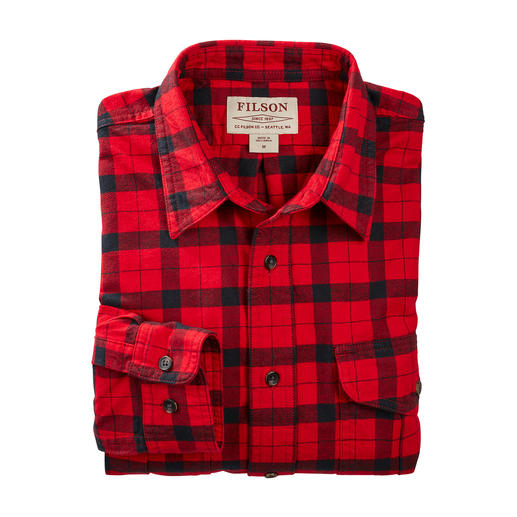 Filson Alaska Guide-shirt Kledingstuk met cultstatus in Amerika – maar in ons land nog moeilijk te vinden.