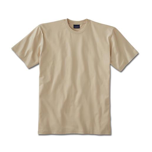 155 g-Ragman Uw lievelings T-shirt: Zuid-Amerikaanse katoen. 155g/m². De zeldzame van Ragman.