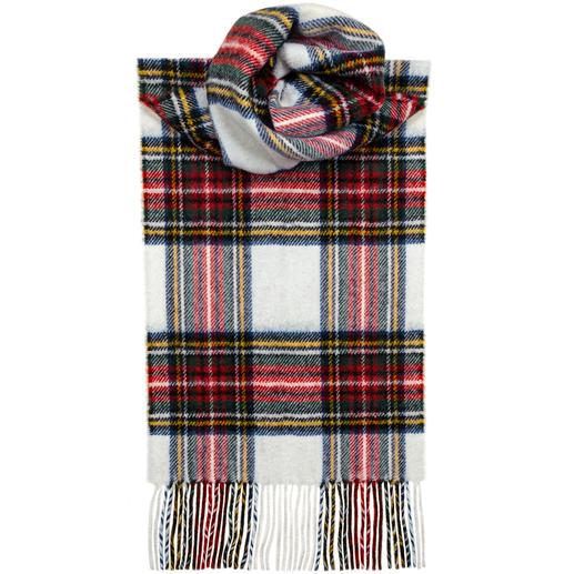Lochcarron tartansjaal Sjaals met Schotse ruiten ziet men overal. Geregistreerde tartans zijn daarentegen erg uniek.