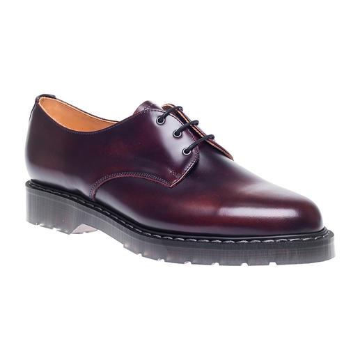 De originele Postman Shoe uit Engeland. Sinds 1881 met de hand gemaakt in Wollaston, Northamptonshire.