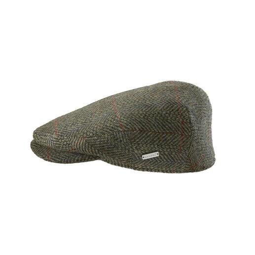 Kangol® tweedpet Bijzonder: tweedpet die nog echt 'made in England' is.