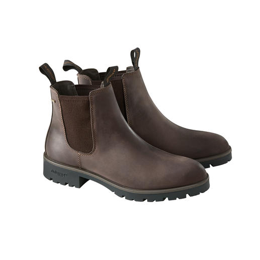 Dubarry Waterproof Chelsea boot De permanent waterdichte Chelsea boot van echt leer. Van Dubarry of Ireland.