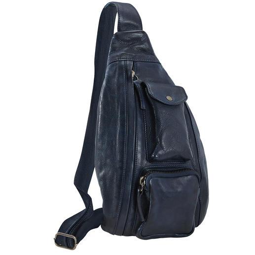 Anokhi crossbody bag Als schoudertas. Of als crossbody tas. En modieus altijd goed. Van Anokhi.
