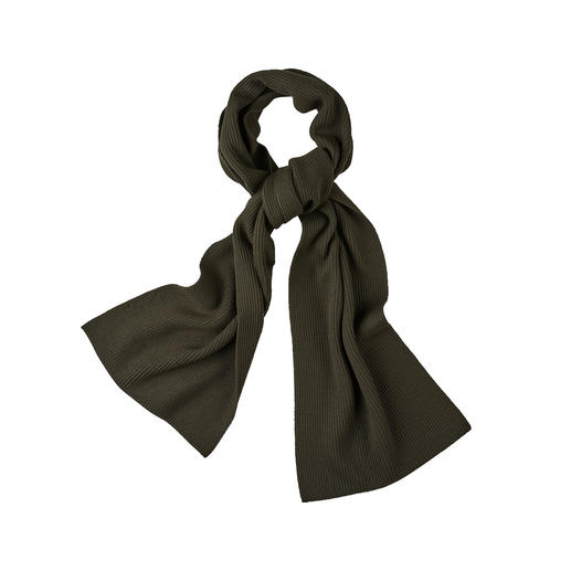 Rain wool-muts en -sjaal Muts en sjaal van warme wol, nu ook goed te dragen wanneer het regent. Gemaakt van waterafstotende Rain wool.