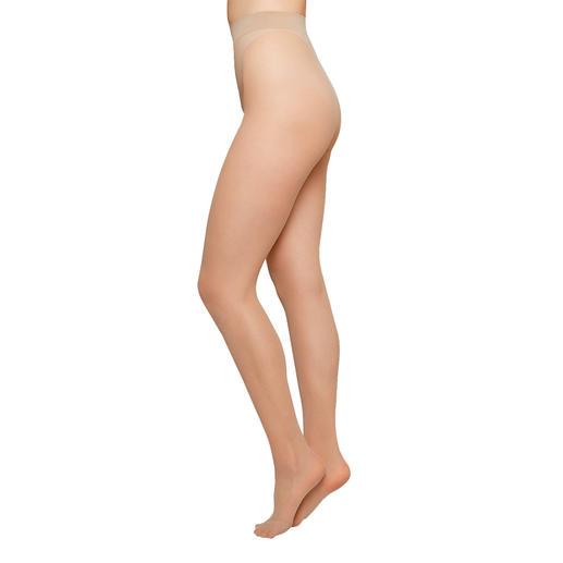 Panty van gerecycled materiaal Wereldprimeur: de eerste panty die is gemaakt van 100% gerecyclede materialen.
