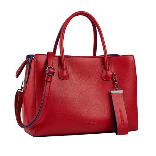 Suri Frey business bag Stijlvol en soepel als leer. Modieuze business bag voor een verrassend aantrekkelijke prijs.