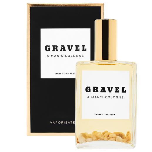 Gravel Eau de Parfum Spray, 100ml Een stukje Amerikaanse parfumgeschiedenis: Gravel – de eerste geur voor mannen in de VS.