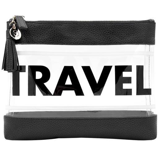 Iphoria Inflight Bag In stijl door de security check op het vliegveld. Cool voor aan het strand, in de stad of op een feestje.