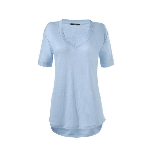 SLY010 linnen shirt Modieus, casual en luchtig: chic SLY010-shirt van puur linnen.