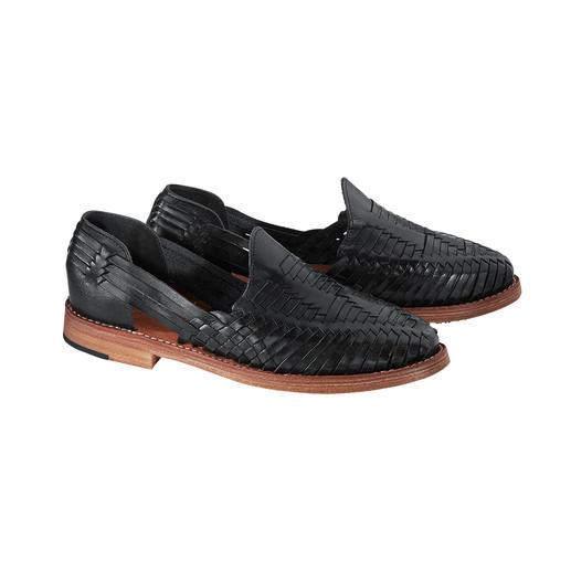 Cano gevlochten Huarache-schoenen, dames Luchtig, comfortabel en stijlvol. Van Cano.