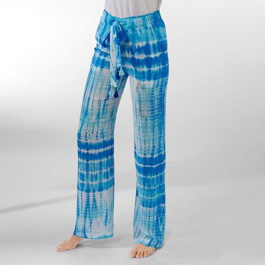 Salty Skin batik-broek Supermodieuze batik-print, traditioneel handgemaakt op Bali.