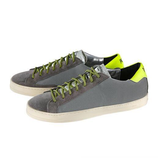P448® reflecterende sneakers Cool overdag. Veilig in het donker. Reflecterende sneakers van het trendy Italiaanse merk P448®.
