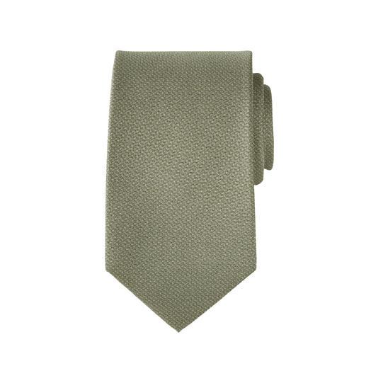 Pellens & Loick pochet of stropdas met 3D-print Trendy gebreide look, maar bijzonder fijn en licht – dankzij pure zijde. Van Pellens & Loick.