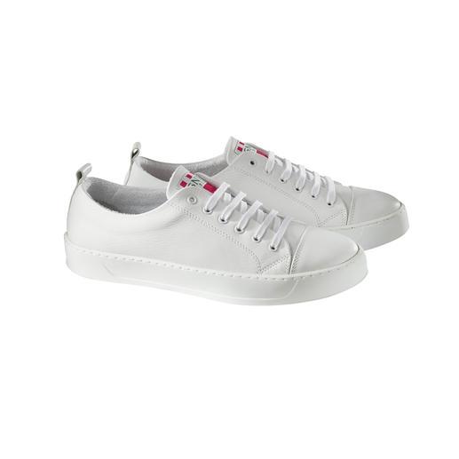 Snipe® wasbare leren sneakers Altijd in optima forma: wasbare leren sneakers van het Spaanse cultmerk Snipe®.