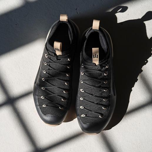 Naglev Lifetime-sneakers voor heren De schoen die heel lang meegaat: uit één stuk vervaardigd van ijzersterk Kevlar.