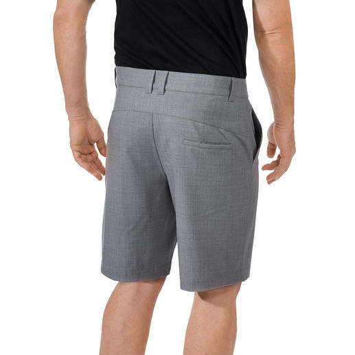 short, grijs