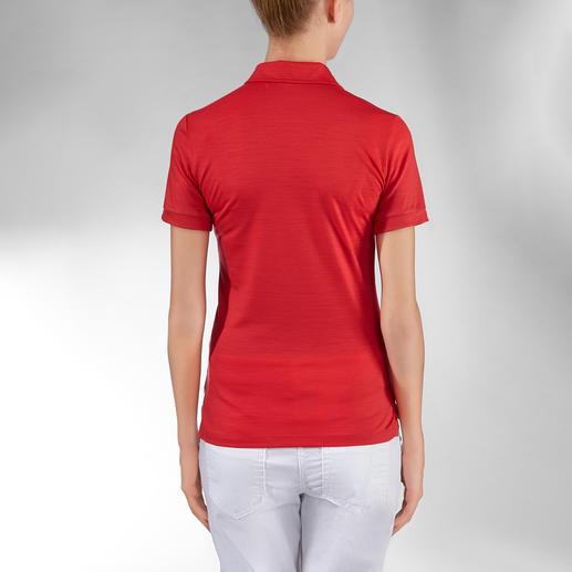 poloshirt, rood