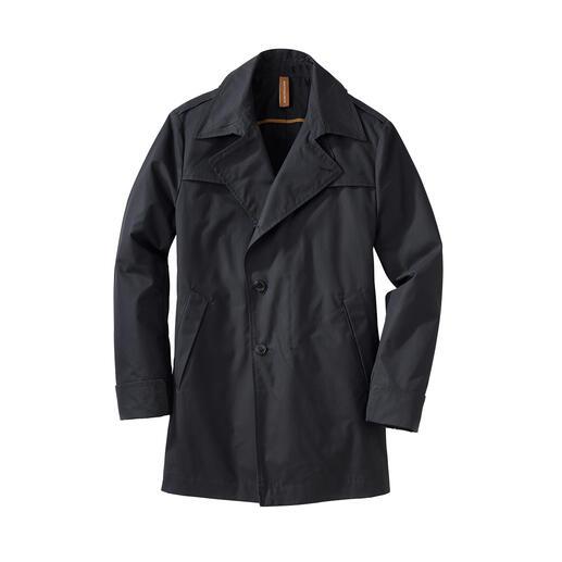EtaProof® weerbestendige jas van katoen Eindelijk een jas voor alle weersomstandigheden – zowel praktisch op de fiets als verzorgd voor kantoor.