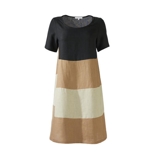 Vandaag een trendy jurk, morgen een geliefde klassieker. Up-to-date dankzij het moderne design, klassiek dankzij het vertrouwde model. Van La Fée Maraboutée.