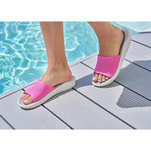 Crocs™ LiteRide™ badschoenen voor dames De comfortabele Crocs™ zijn nu nog verder verbeterd.
