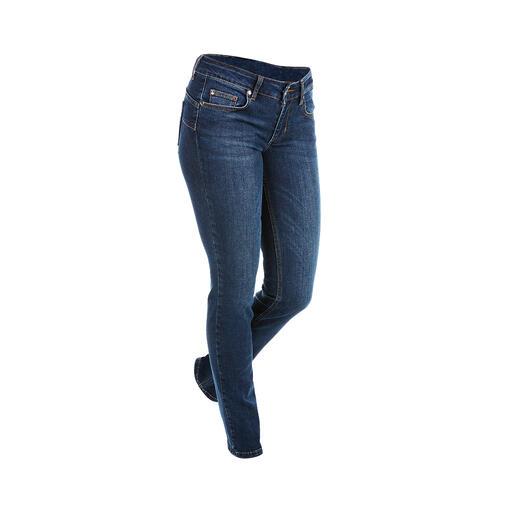 LiuJo jeans Bottomup, High Waist Weinig jeans laten uw achterste er zo sexy uitzien als de 'Bottom up' van Liu Jo Jeans, Italië.