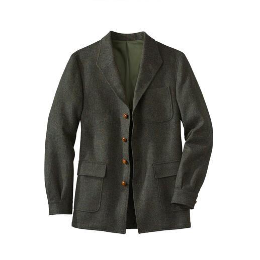Teba-jasje Eleganter dan een jack. Nonchalanter dan een colbert. En een perfect alternatief voor beide.