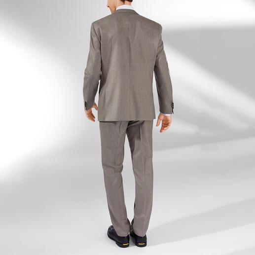 colbert en broek, grijs