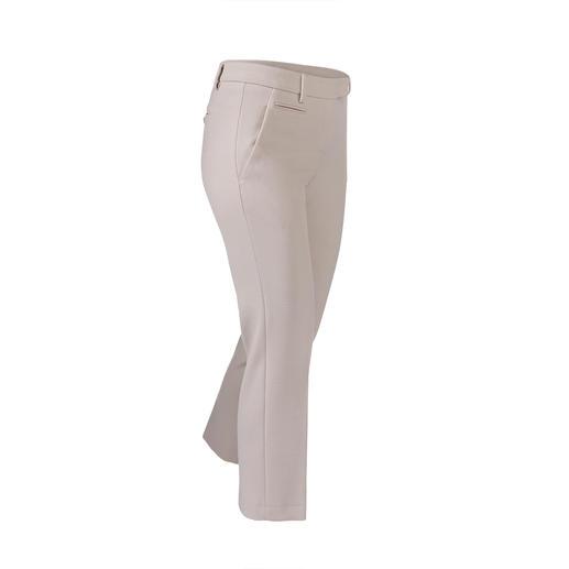 Seductive broek 'Blended Wool' Zacht en kriebelvrij. Comfortabel elastisch. Slijtvast en machinewasbaar.
