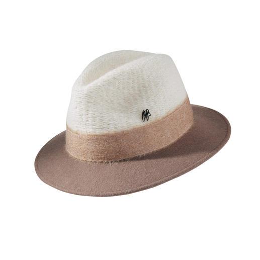 Raffaello Bettini fedorahoed Stijlvolle, perfect zittende fedora van hoedenmaker Raffaello Bettini/Florence, sinds 1938.