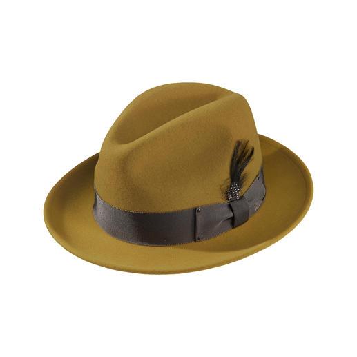 Bailey of Hollywood wollwalk hoed De beproefde bescherming tegen weer en wind van een Wollwalk-hoed – in de trendkleuren van het seizoen.